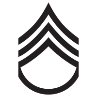 sergeant rank Icon