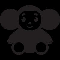 Cheburashka Drawing
