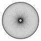 Radial Pattern Icon