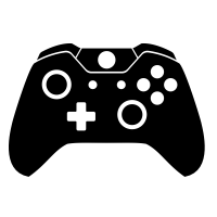 black xbox controller png - photo #25