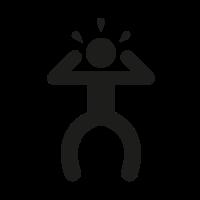 Panic icons | Noun Project