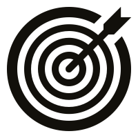 Dart Board Icon