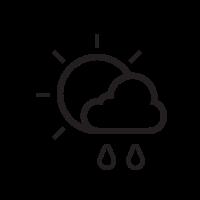 Rain Day Icon